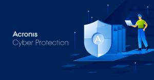Acronis tillgängliggör cyberskyddslösning som säkrar distansarbete 3