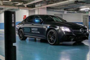 Bosch och Daimler godkänns för förarlös parkering utan mänskligt överinseende 3