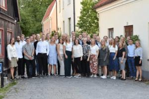 35 nya traineer till Exsitec – programmet och konsultföretaget fortsätter växa 2
