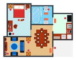 Trend Micro har kartlagt svaga punkter i det smarta hemmet 3
