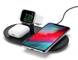 mophie introducerar trådlösa laddplattor som klarar flera Apple-enheter 3