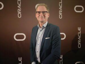Oracles Sverigechef: Molnet enda vägen till framgång 3