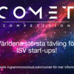 Världens största tävling för ISV Start-ups kommer till Sverige