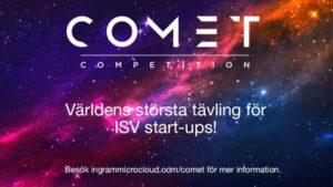 Världens största tävling för ISV Start-ups kommer till Sverige 3