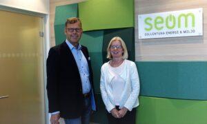 Conapto och SEOM samarbetar för ett hållbart samhälle 2