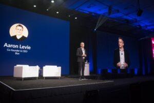 Affären just nu enligt BOX CEO Aaron Levie: hjälpa kunden säkra sitt innehåll 4