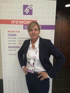 IFS har 46% kvinnor i ledningen 3