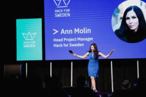 Hack for Sweden på Sverigeturné! 2