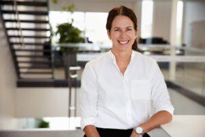 Maria Rang blir ny verkställande direktör för Consafe Logistics Sverige. 3