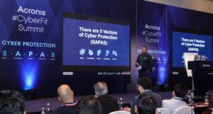 Acronis CyberFit Summit förnyar cyberskyddet i Förenade Arabemiraten 3