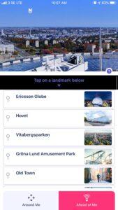 SkyView blir första turistattraktionen i världen med ny 3D-ljudteknik från Microsoft 3