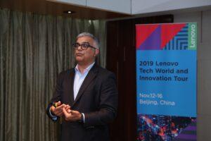 Lenovo utlovar smartare teknik för alla 4