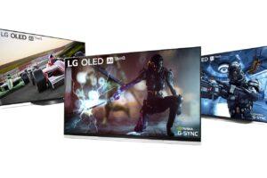 LG påbörjar nu utrullningen av stödet för Nvidia G-Sync för LG OLED-TV 3