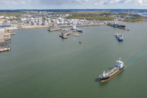 Unik digital lösning gör Göteborgs hamn smartare 2