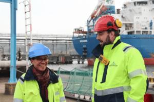 Unik digital lösning gör Göteborgs hamn smartare 3