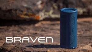 BRAVEN - Högtalare och hörlurar för äventyraren 2