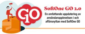 Lansering av SoftOne GO 2.0 ger ökad användarupplevelse och affärsnytta 3