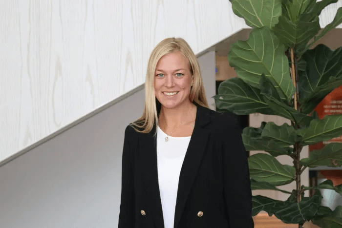 Therese Falkbåge marknadschef på IT-Total