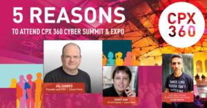 Årets IT-säkerhetshändelse - CPX Vienna 2020 3