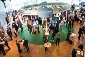 Priset till årets tillväxtmotor går till... Salesforce 3