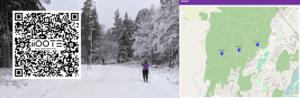 """iioote & Trollhättan i samarbete """"IoT ger dig temperaturen i skidspåret, direkt i mobilen 3"""