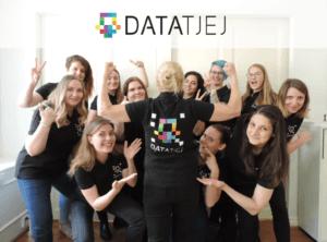 DataTjej vinner LeoRegulus Award 2019 3