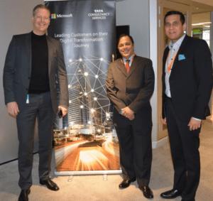 TCS startar Microsoft-enhet i syfte att hjälpa företag i sin digitala resa mot Business 4.0 2