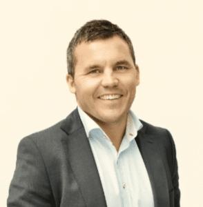 Huawei befordrar Kenneth Fredriksen till Executive Vice President of CEE&Nordic European Region 2