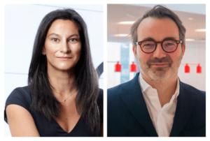 Matylda Lovenvall och Jonas Knape tar plats i Tre Sveriges ledningsgrupp 3