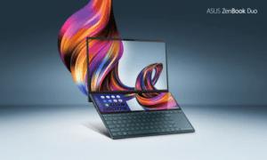 ASUS lanserar ZenBook Duo med revolutionära ScreenPad Plus i Sverige 3