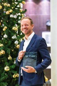 Exsitec utsedda till årets partner av Visma Software 2