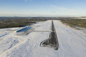 Saab levererar digital flygledning till Scandinavian Mountains Airport i Sälen 3