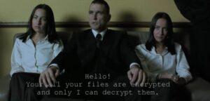 Ny version av Snatch startar om datorn i felsäkert läge och krypterar din data 2