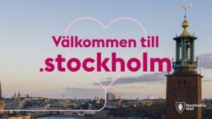 Så möter staden stockholmarna på ny webb 3
