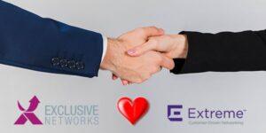 Exclusive Networks är glada att kunna välkomna Extreme Networks till vår portfölj av leverantörer! 3