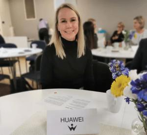 Huawei deltar i Womentor för att sporra fler kvinnor att välja IT-branschen 2