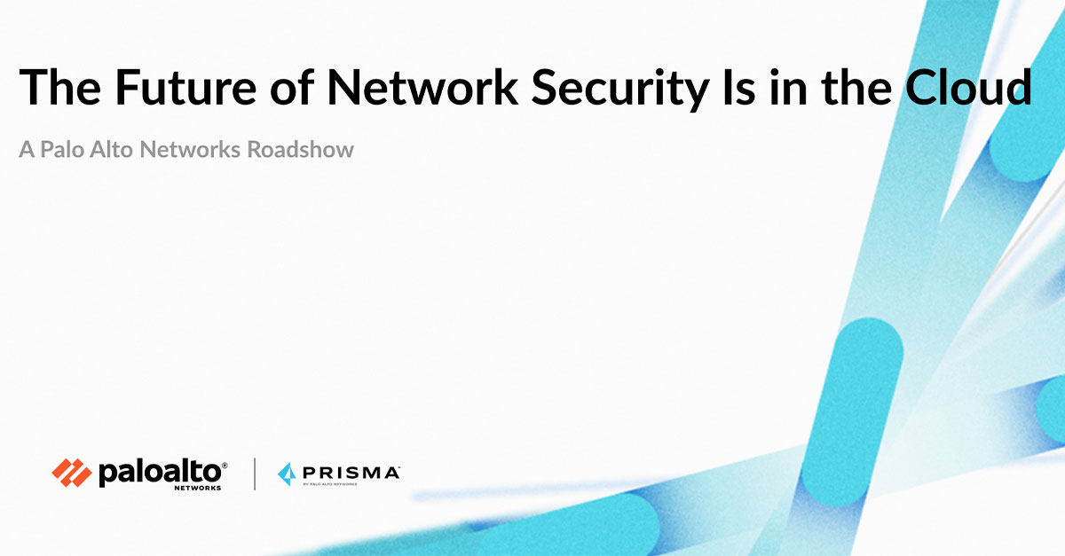 The Future of Network Security Is in the Cloud 1