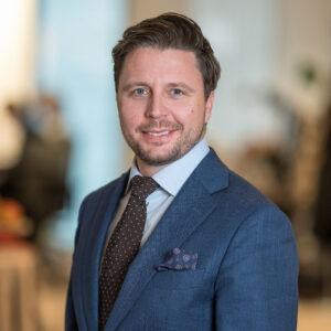 Golfbollsentreprenören som blev Sverigechef för Salesforce 2