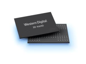 Western Digital presenterar NAND-minnet BICS5 med 112 lager 3