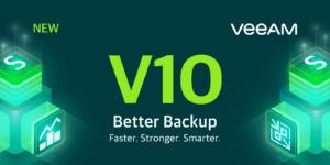 Veeam presenterar Veeam Availability Suite V10 - nästa generations backup-lösning 3