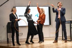 Telenor Sverige och Ericsson rustar industrin för 5G 2