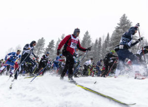 Petter Eliassen och Lina Korsgren vann Vasaloppet 2020 3