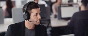 Jabra lanserar Evolve2 – Ny branschstandard med headset-serie för moderna digitala lösningar på arbetsplatsen 3
