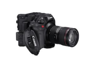 Canon förstärker sina Cinema-kameror med EOS C300 Mark III, nästa generations kamera med innovativ DGO-sensor –– och lanserar dessutom hybridobjektivet CINE-SERVO för broadcast och filmproduktion 3