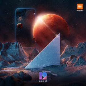 Xiaomi introducerar nya operativsystemet MIUI 12 3
