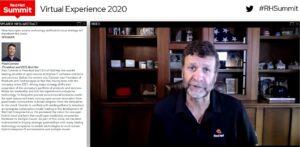 Virtuella nyheter på virtuell konferens från Red Hat 2