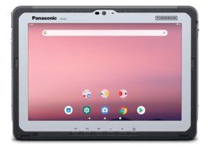"""Panasonic lanserar toughbook A3 - robust och kraftfull android -surfplatta med 10,1""""- skärm 3"""