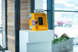 Telias telefonkiosk återuppstår i ny version till isolerade äldre 2