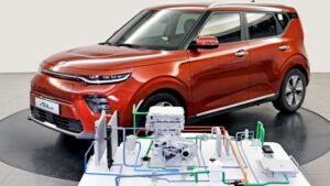 Kia avslöjar förfinad teknik bakom elbilarnas effektivitet 3