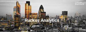 Ruckus Analytics är en molntjänst för intelligent övervakning 3